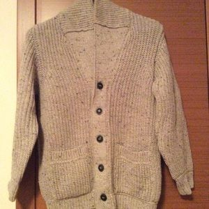 Other - Made in Ireland 100% wool cardigan